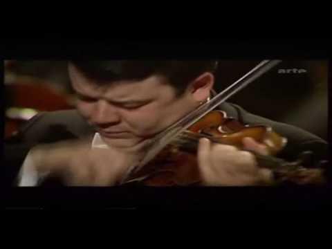 Brahms Violin Concerto-Vadim Gluzman(Part-2)