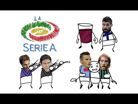 La Serie A  - PARODIA