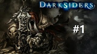 Само един конник - Darksiders: Warmaster Edition  - #1
