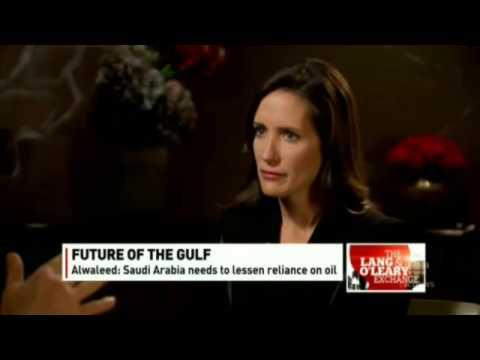 CBC's Amanda Lang interviews Saudi Prince Alwaleed bin Talal