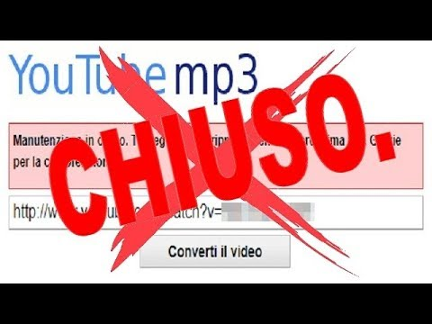YOUTUBE-MP3.ORG (YouTube MP3 Converter) CLOSES?!?