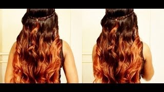 DIY Ombre Step by step Thumbnail
