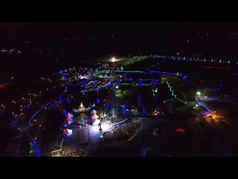 DJI Phantom Christmas in Calgary 2015