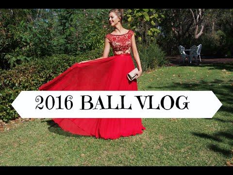 2016 BALL (PROM)  VLOG