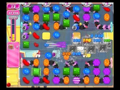 Candy Crush Saga Level 2368 - NO BOOSTERS