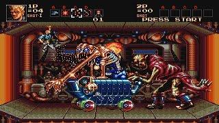 Contra Hard Corps / FINAL SECRETO / Sega Genesis