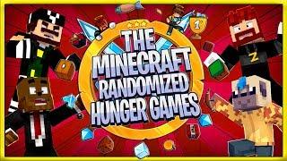 The Minecraft Randomized Hunger Games! #6   CavemanFilms / UNiCOMICS / JeromeASF