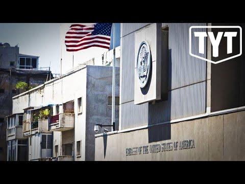 US Embassy Diplomat On Jerusalem Move
