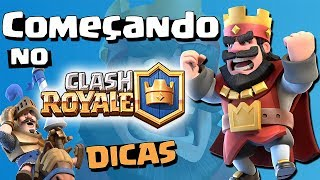 Starting from scratch on behalf of CHRIS 2 in CLASH CLASH ROYALE
