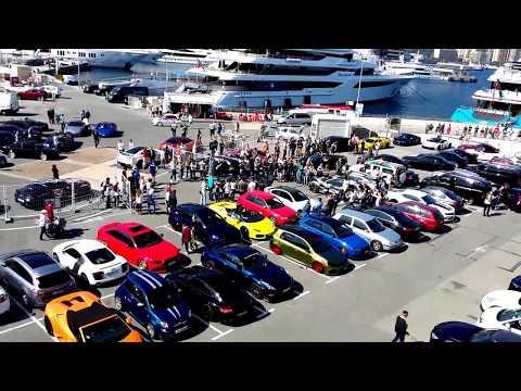 Крутые тачки Яхты Монако Монте-Карло