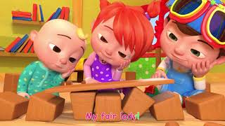 Jobs and Career Song +More Nursery Rhymes \u0026 Kids Songs   CoComelon