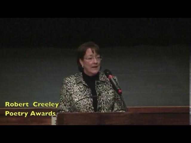 Robert Creeley Awards April 2012