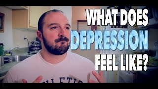 What Does CLINICAL DEPRESSION Feel Like? (Major Depression)