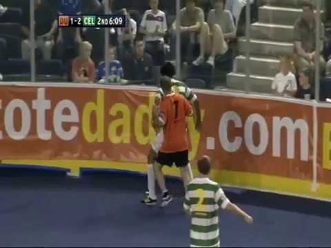 Scottish Masters Final 2009 - Celtic V Dundee United