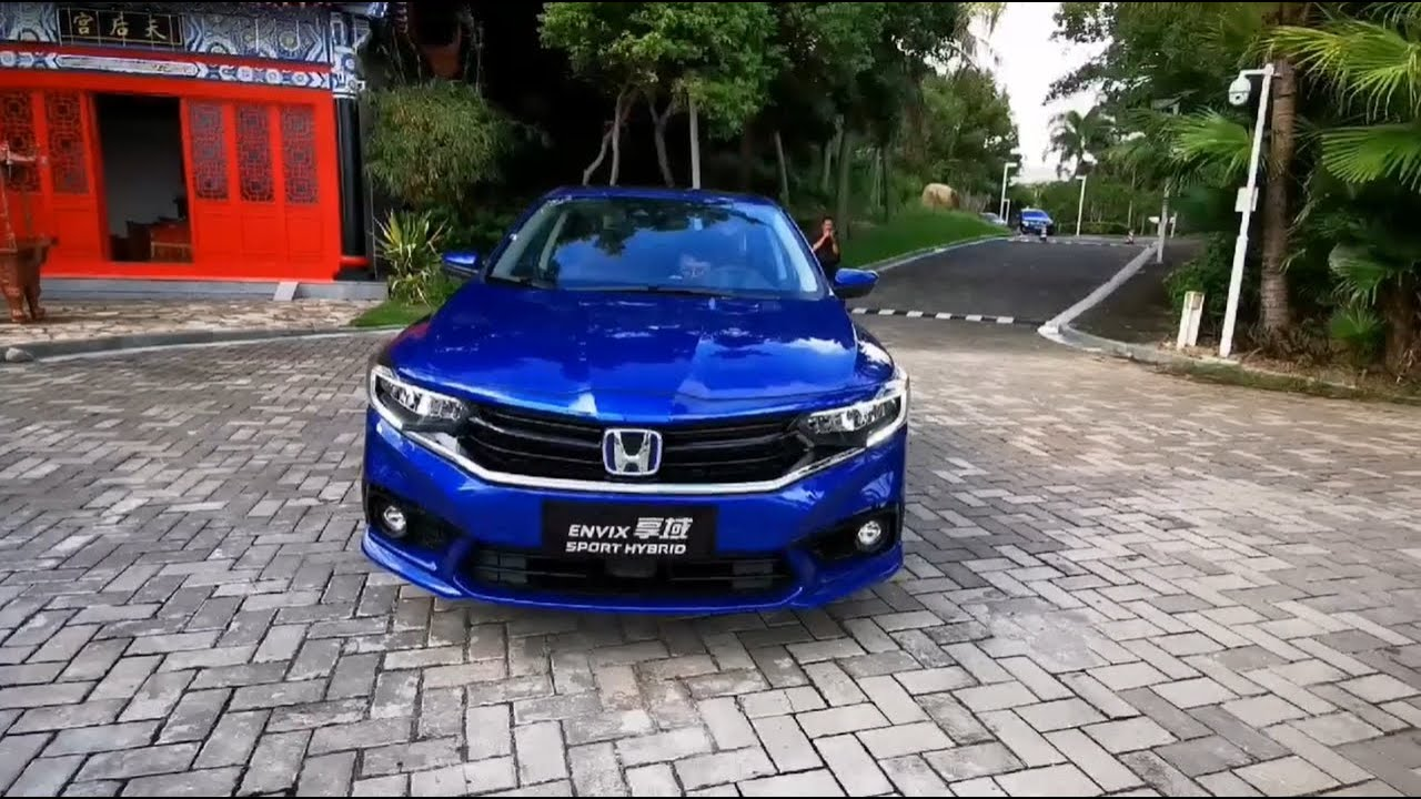 ALL NEW 2020 Honda Envix Hybrid Walkaround - YouTube