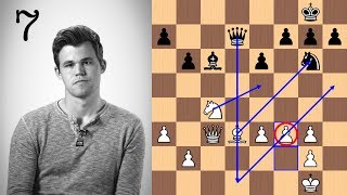 Magnus Carlsen vs Fabiano Caruana | Game 7 – 2018 World Chess Championship