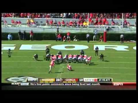 #7 Georgia vs #25 Missouri 2013