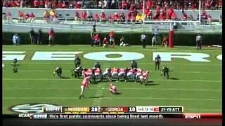 #7 Georgia vs #25 Missouri 2013