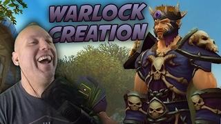 LEARNING TO SUMMON DEMONS - Creating a Lvl 100 Warlock & Tutorial - WoW Legion