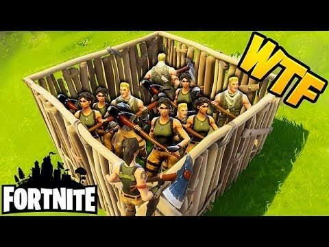 Fortnite Humorous Fails and WTF Moments! #6 (BIGGEST TRAP EVER) Prime 50 Fortnite Kills