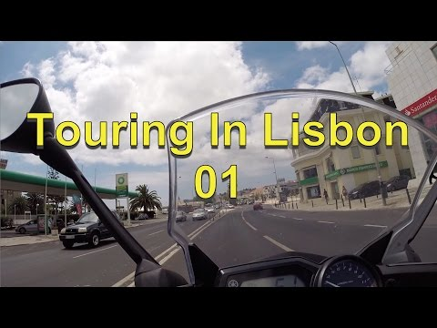 Touring In Lisbon 01 (Portugal)