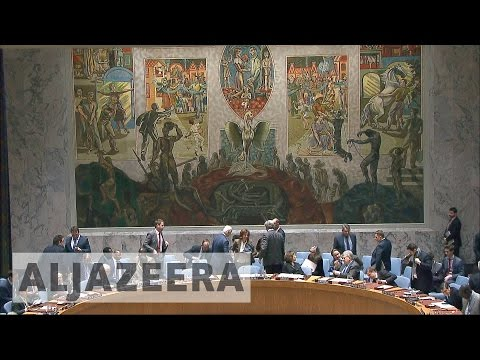 Security Council in heated debate over Aleppo