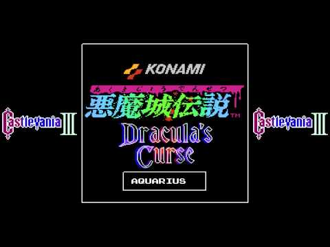 Castlevania 3 Music, JP FC VRC6 + US NES stereo mix