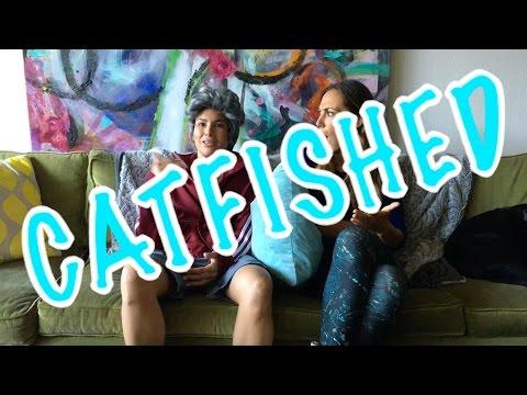 catfishing dating term