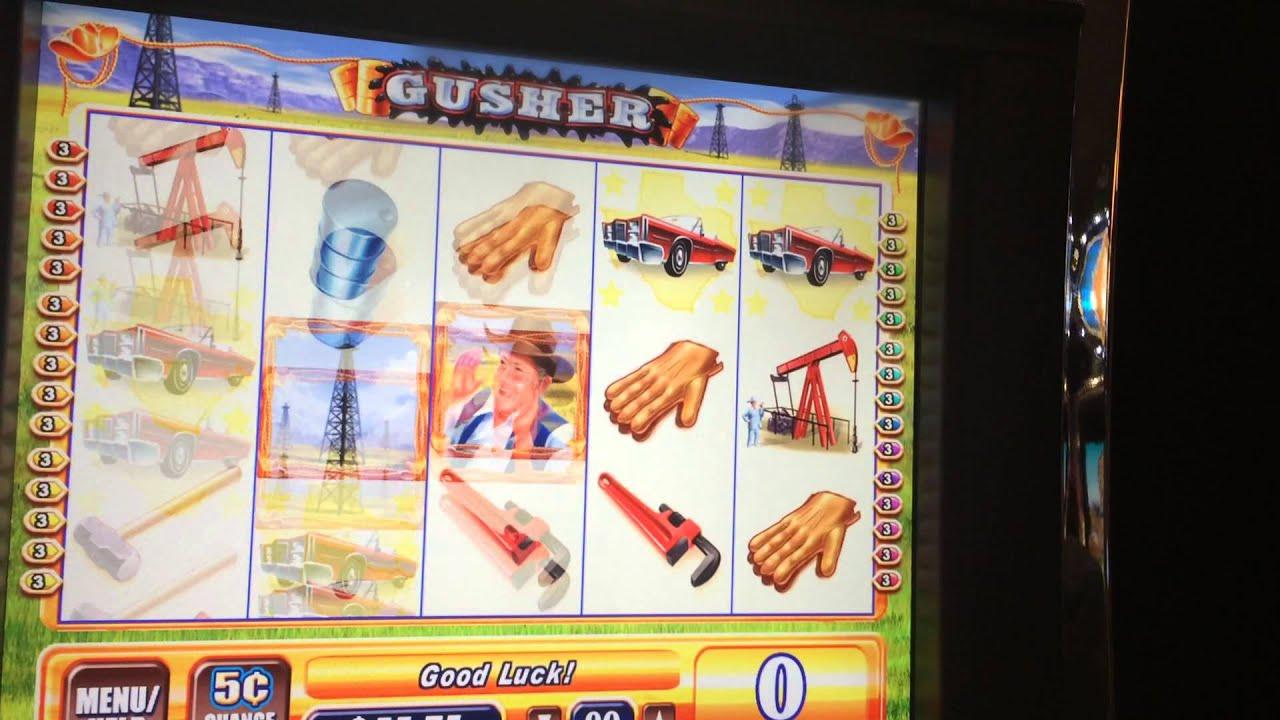 Gusher slot machine game what is casino marketing
