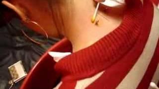 Neck Piercing