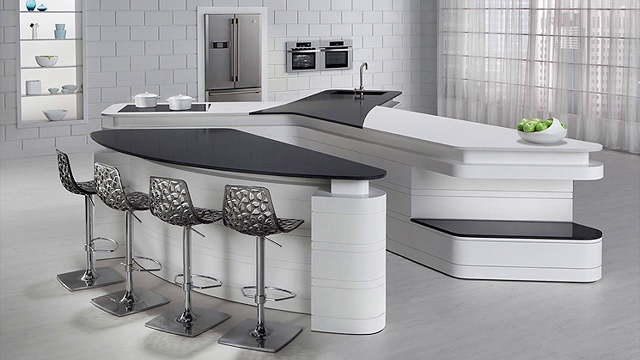Amazing Kitchen Design Concepts - YouTube