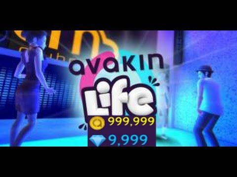 Взлом Avakin Life на Avacoins, авакоинсы, деньги 100%/ Avakin Life Hack 100%