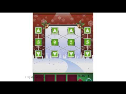 100 Floors Christmas Special Level 1 Seasonal Tower