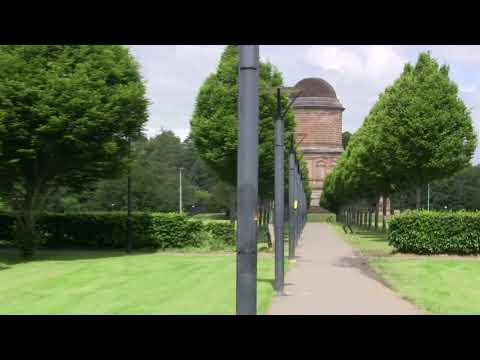 Hamilton Palace Grounds And Chatelherault Park Scotland