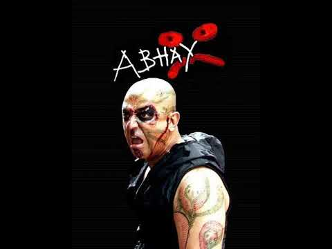 Zingoria | Abhay Movie(2001)| mp3| Hindi Version