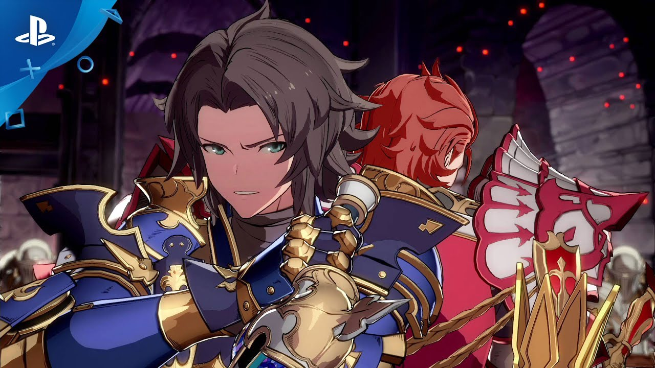 Granblue Fantasy: Versus - Launch Date Announcement | PS4