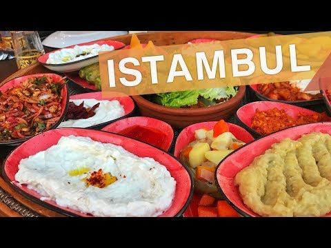 Istambul - Turquia :: Onde e o que comer em Istambul :: 3em3