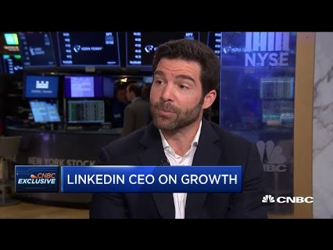 Free Download Linkedin Ceo On The Company's Growth And The State Of The Us Economy Mp3 dan Mp4
