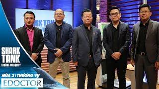 Tiến Sỹ Y Sinh NanYang Sáng Chế Máy Đo Sức khoẻ 4.0 | Shark Tank Việt Nam | Thương Vụ Bạc Tỷ Mùa 3