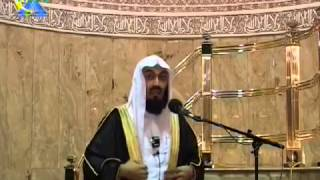Stoning to Death in Islam - Mufti Menk.mp4