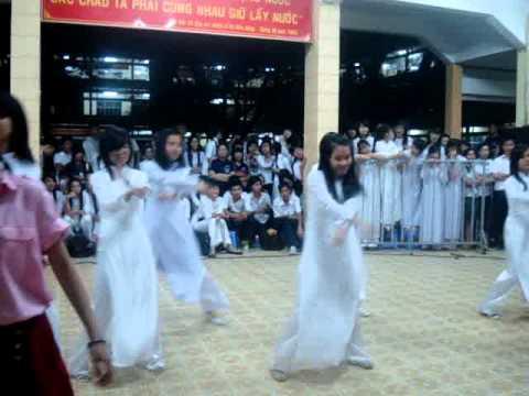 Tháng năm học trò (vòng bán kết) 10A19 - Trừơng Nguyễn Công Trứ