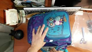 Школьный рюкзак Delune для девочки с алиэкспресс.