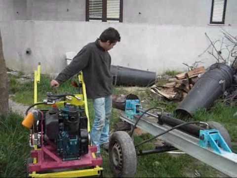 Schema Impianto Idraulico Spaccalegna
