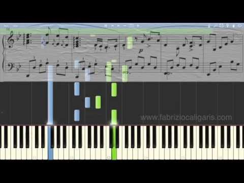 A Time For Us - Piano Cover (Romeo And Juliet Love Theme)