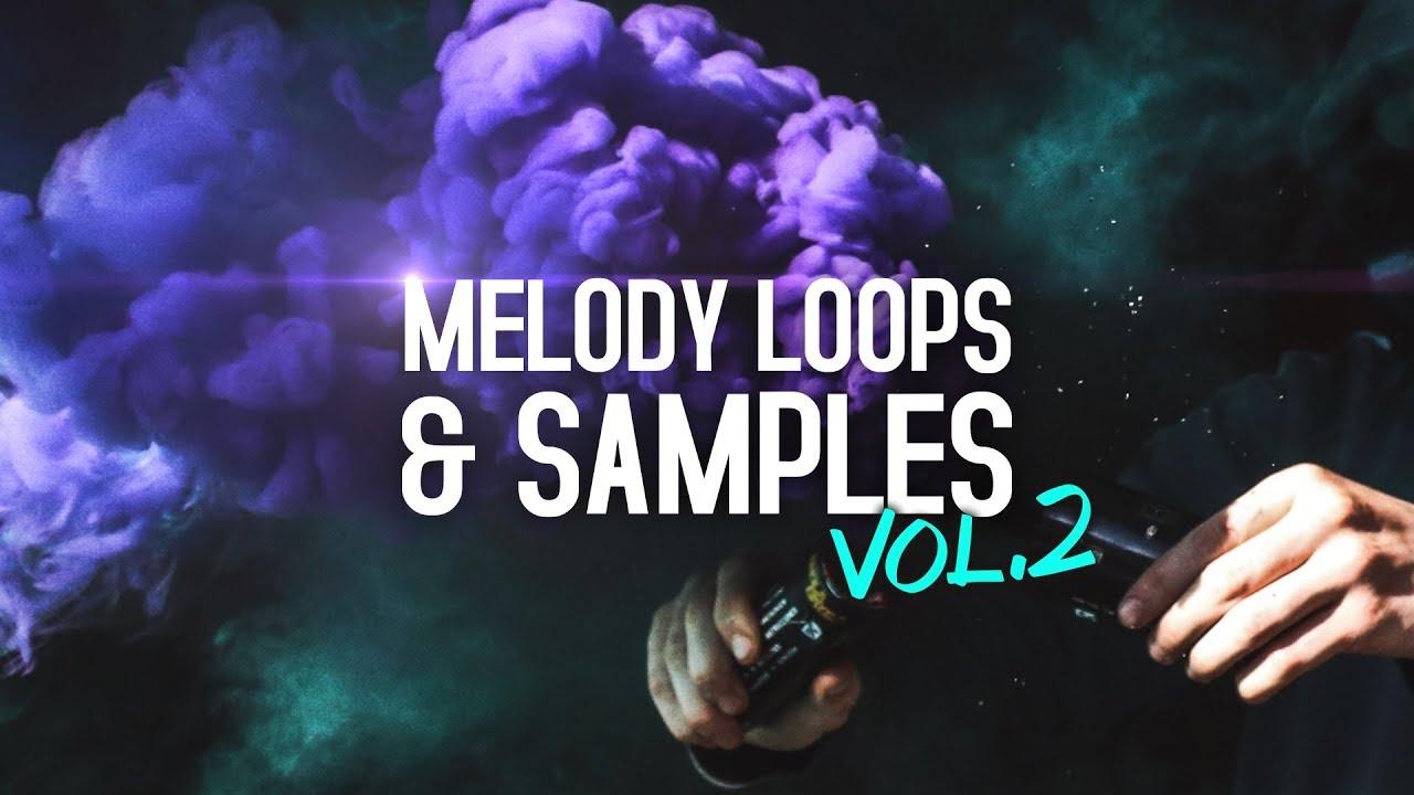 Sample & Melody Loop Pack 2019 by Ihaksi (Trap, Rap, Hip Hop, Pop)