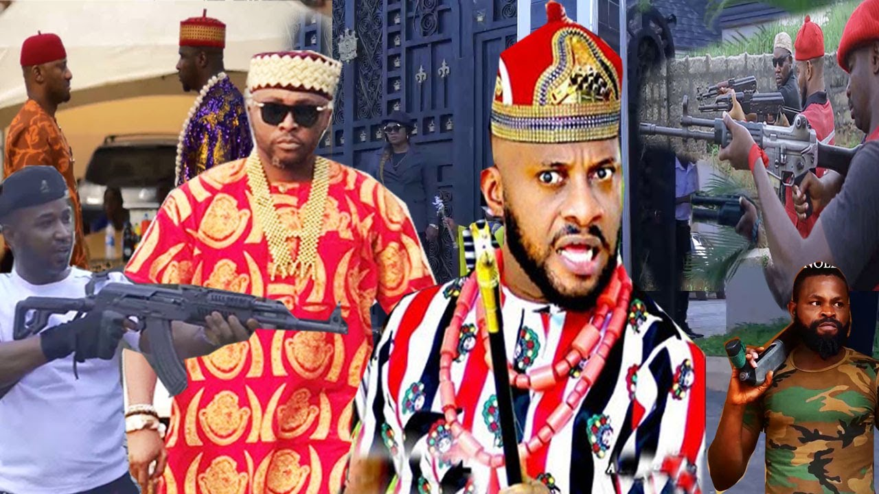 Download THE KING AND SEVEN HEADS  SEASON -3- YUL EDOCHIE NEW MOVIE 2020 ( LATEST NIGERIA