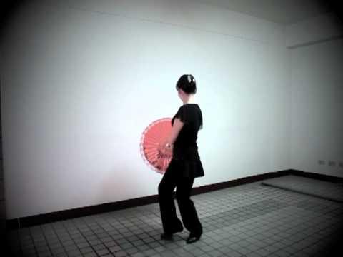 愛麗絲舞蹈社--願嫁漢家郎(背面)