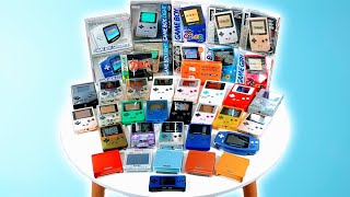 HUGE GameBoy Collection 2019 | The Retro Future
