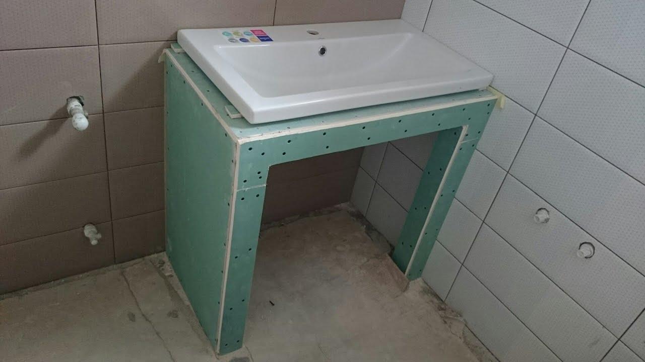 пенал, тумба и шкаф в ванную комнату, фасады МДФ крашенный, BLUM .