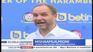 Nishaamua! Sebastian Migne asisitiza Harambee Stars imekamilika, na aahidi mafanikio AFCON